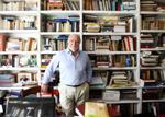 Manuel Alegre recebeu a equipa do DN em sua casa, de Lisboa. O escritório está forrado de livros, acumulados ao longo de décadas