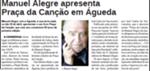 Recorte do Jornal de Águeda
